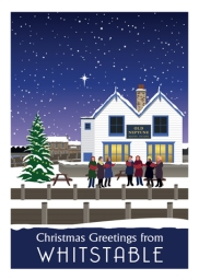 Whitstable Christmas Card